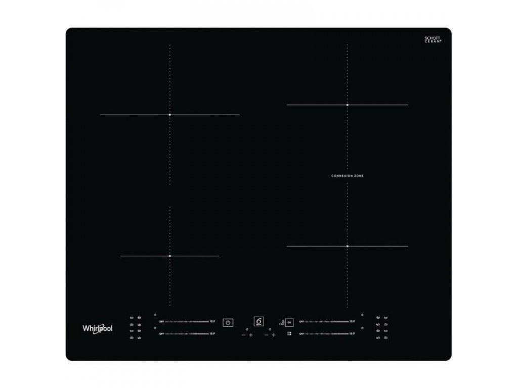 Indukční varná deska Whirlpool WB S2560 NE černá