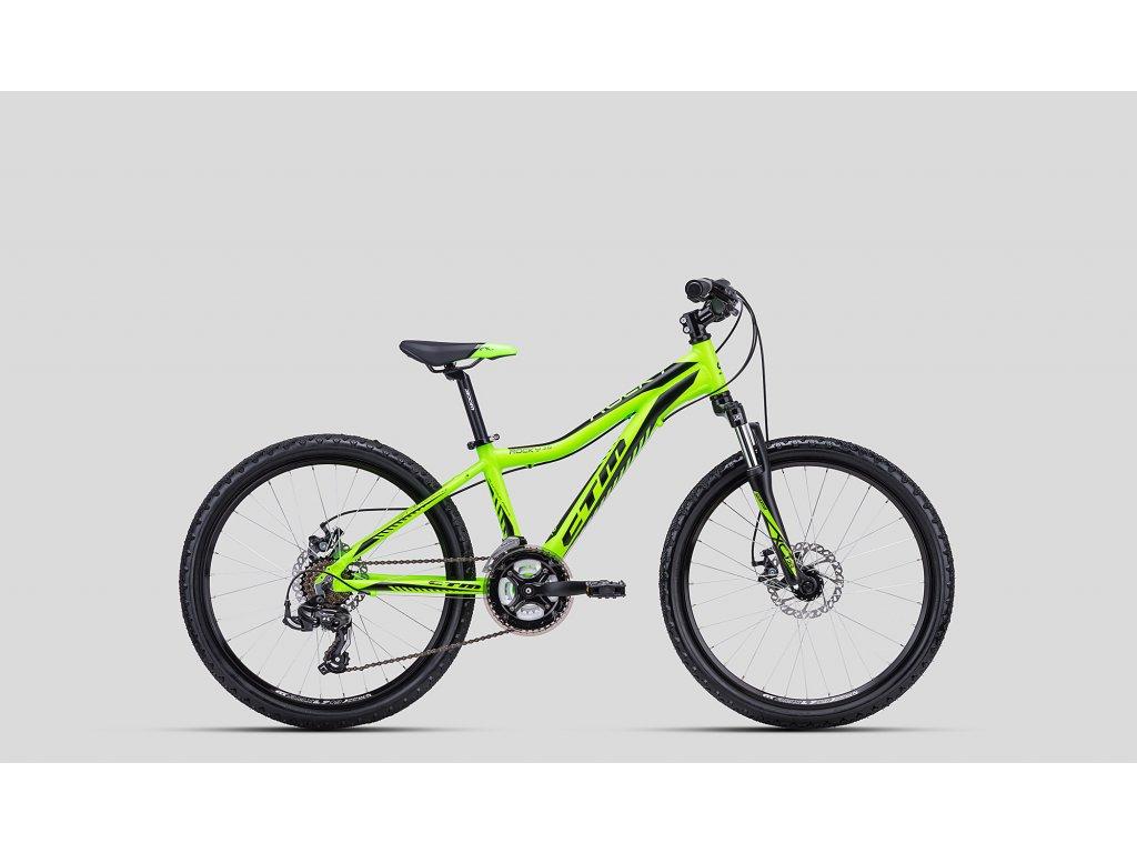 CTM ROCKY 3.0 2019 zelený  Možnost kolo předobjednat za výhodnou cenu