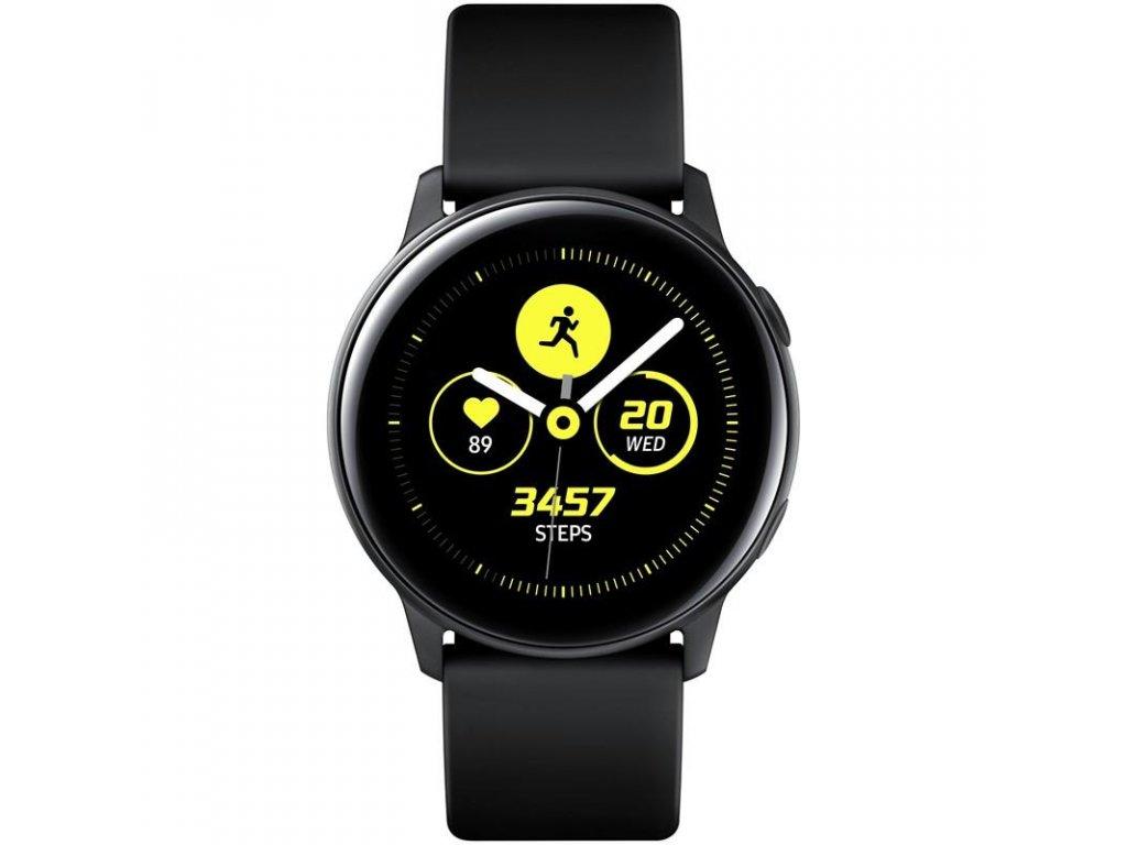 Chytré hodinky Samsung Galaxy Watch Active černá (SM-R500NZKAXEZ)