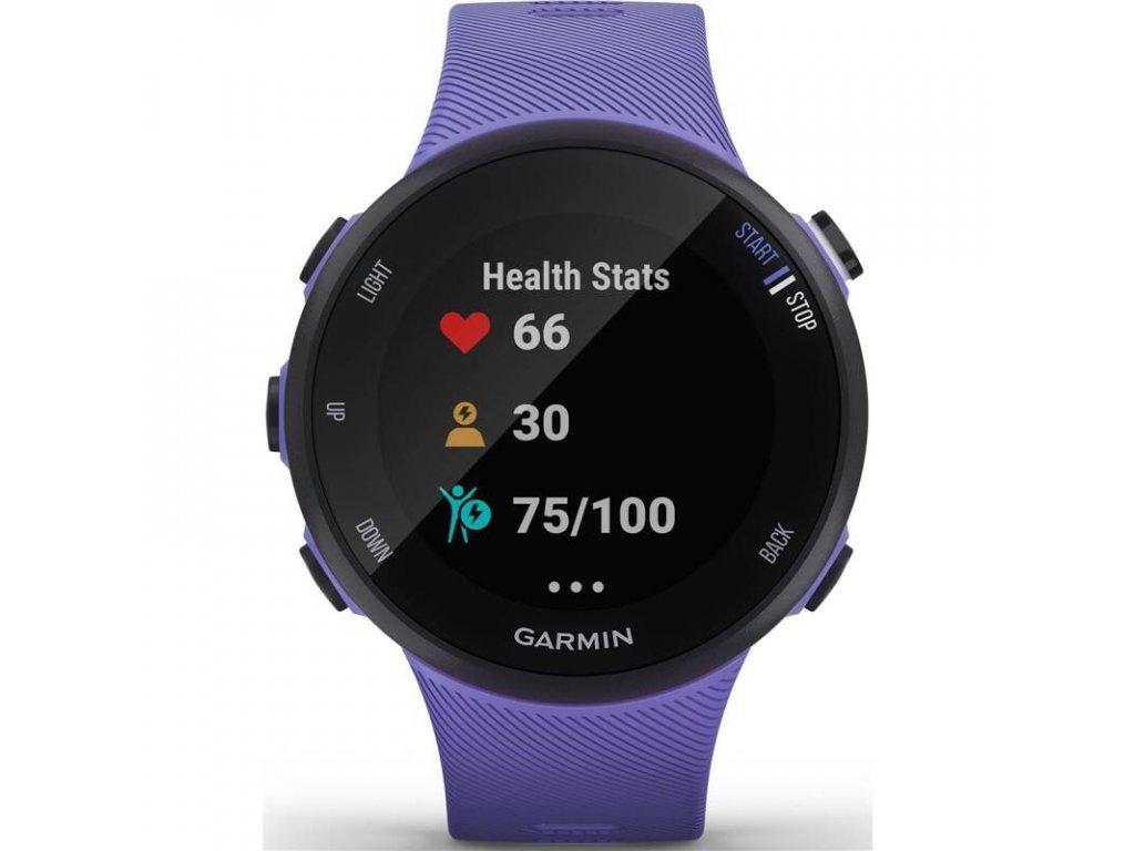 GPS hodinky Garmin Forerunner 45S Optic (010-02156-11)