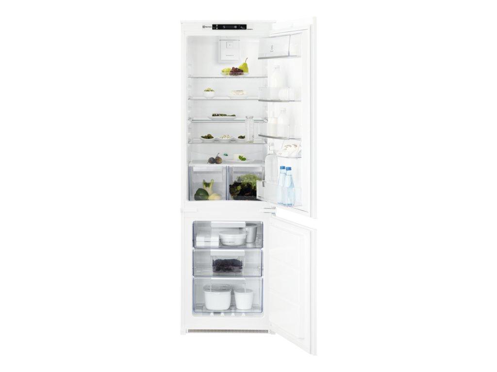 Electrolux ENN2853COW Vestavná chladnička NoFrost  Naše služby je možné platit systémem Sodexo, Up, Benefit a Benefit Plus