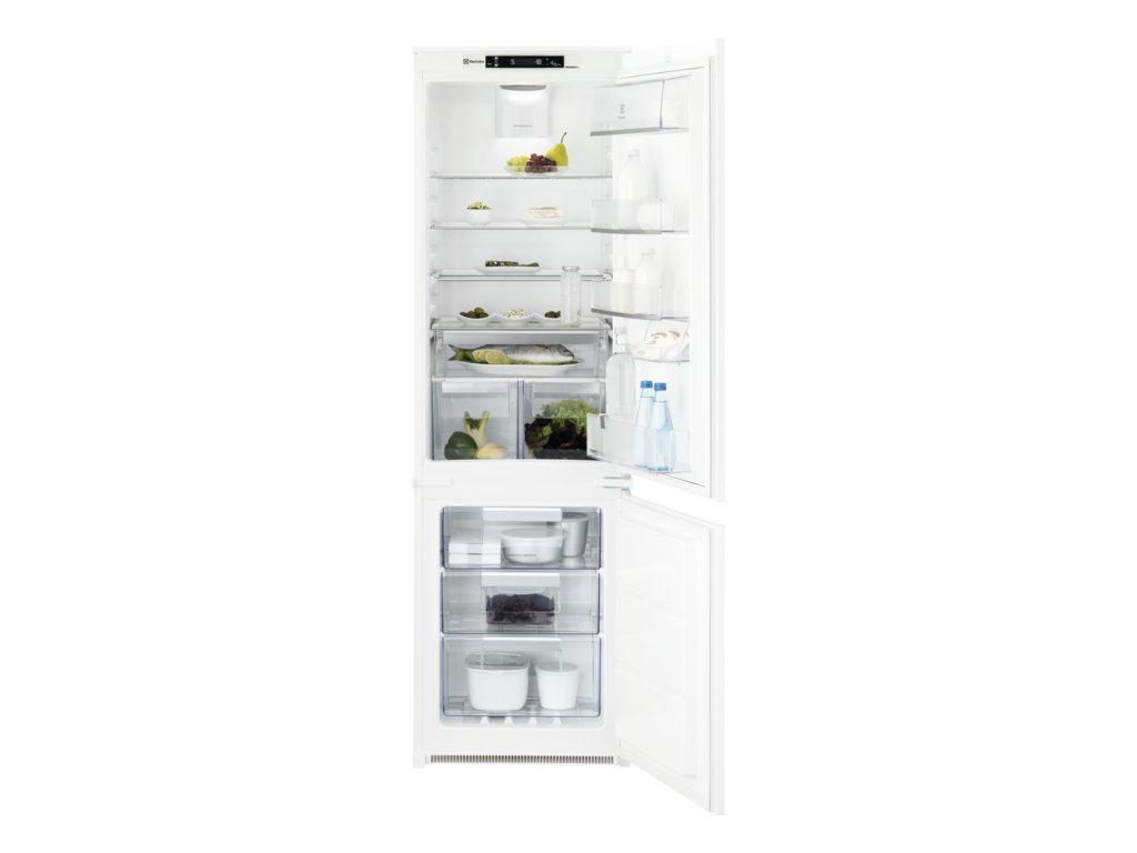 Electrolux ENN2854COW Vestavná chladnička kombinovaná  U nás dostupné služby je možné platit Benefity