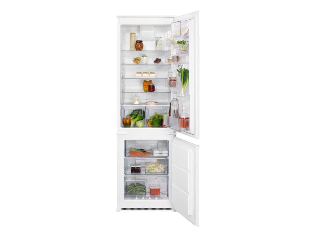 Electrolux ENN2852ACW Vestavná chladnička kombinovaná  Pro registrované slevy a další výhody+možnost využít Benefity