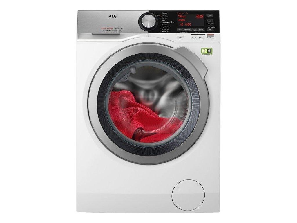 AEG L8WBC61SC Pračka se sušičkou  Naše služby je možné platit systémem Sodexo, Up, Benefit a Benefit Plus