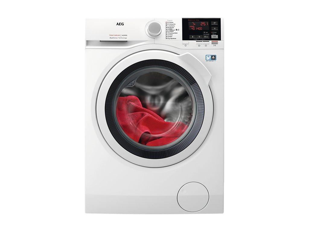 AEG L7WBG47W Pračka se sušičkou  Pro registrované zákazníky zajímavé bonusy, akce a to i na jiné značky naší nabídky modelů 2020