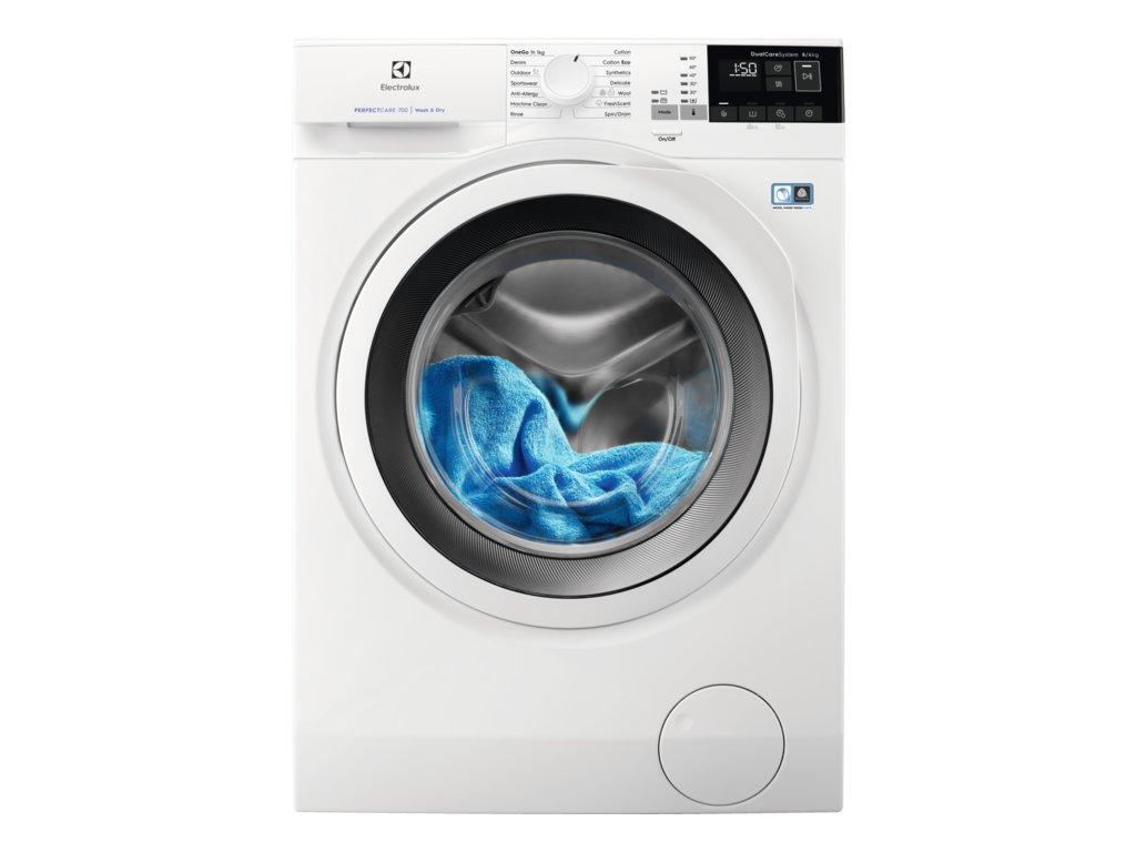 Electrolux EW7W4684W pračka se sušičkou  U nás dostupné služby je možné platit Benefity