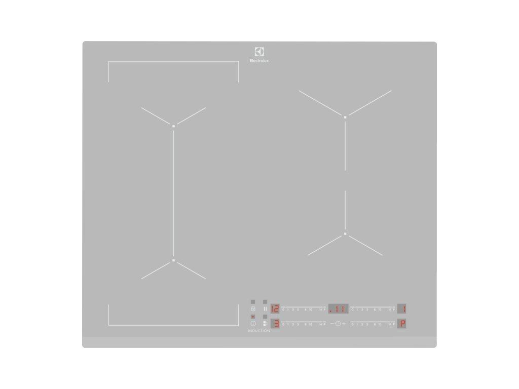 Electrolux EIV63440BS Varná deska indukční  Naše služby je možné platit systémem Sodexo, Up, Benefit a Benefit Plus