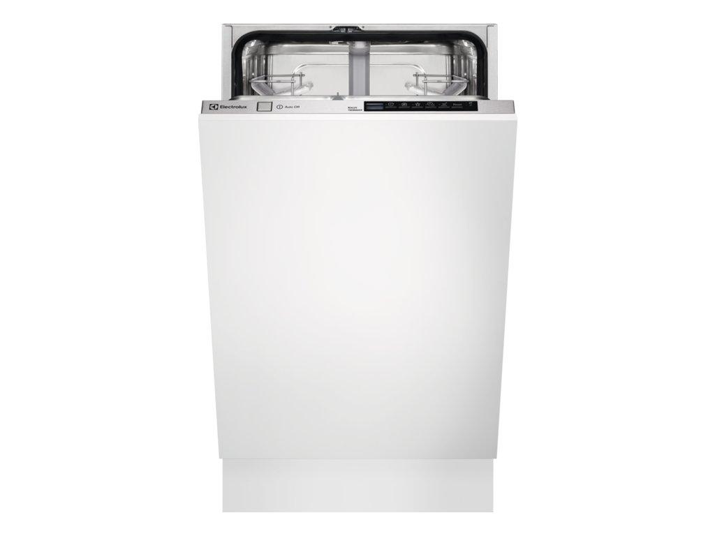 Electrolux ESL4581RO Vestavná myčka nádobí 45 cm  Naše služby je možné platit systémem Sodexo, Up, Benefit a Benefit Plus
