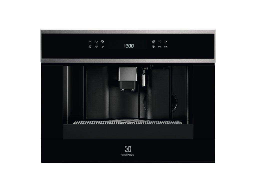 Electrolux EBC65X Vestavný kávovar  Naše služby je možné platit systémem Sodexo, Up, Benefit a Benefit Plus