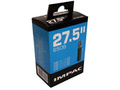 """Impac duše 27.5"""" AGV27,5 40/60-584 auto-ventilek celokovový  U nás dostupné služby je možné platit Benefity"""