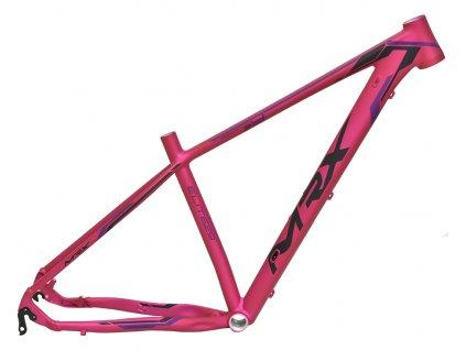 MRX EKOMA 2020 X0-dual růžovo-černý