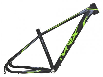 MRX SILURUS 2020 X0-dual černo-zelený