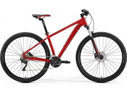 Merida BIG.NINE 80-D Silk Red(Dark Red) 2019
