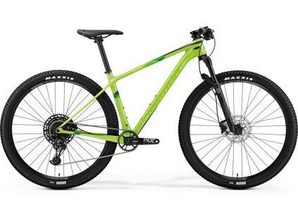 Merida BIG.NINE 4000 Silk Green(Dark Green) 2019  Pro registrované možnost akce až 15 % sleva