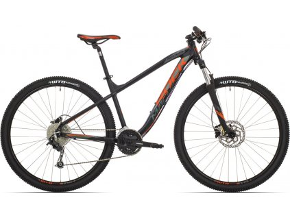 Rock Machine Heatwave 90 29 mat black/neon orange/dark grey 2019  Pro registrované možnosti Bonusu