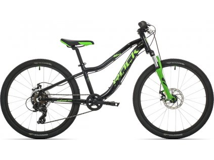 Rock Machine Storm 24 MD gloss black/neon green/dark grey 2019