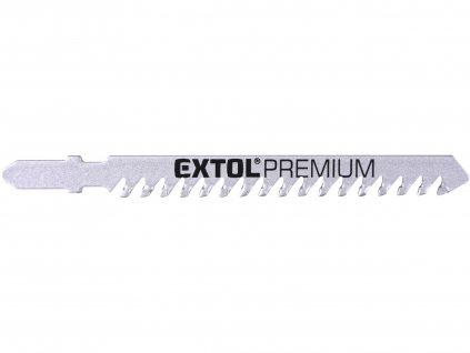 plátky do přímočaré pily s SK zuby 3ks, 100x1,5mm