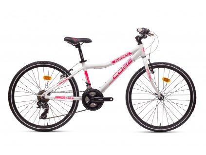 Core Nipper 24 Revo-6 bílé s růžovým 2019