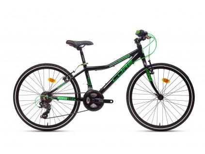 Core Nipper 24 Revo-6 černé a zelené nápisy 2019  Pro registrované zajímavé akce