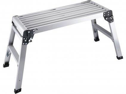pracovní plošina skládací, rozměry: d.103 x š.41 x v.51cm, nosnost 150kg