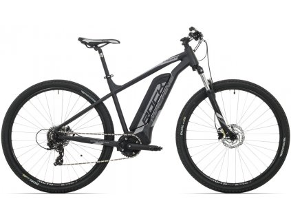 Rock Machine Storm e60-29 bat.504 Wh mat black/silver/dark grey 2019  Pro registrované možnosti Bonusu
