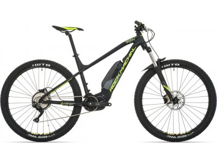 Rock Machine Blizz e50-29 mat black/radioactive yellow/dark grey 2019  Pro registrované možnosti Bonusu