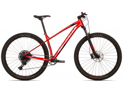 Rock Machine Torrent 70-29 Gloss Dark Red/Black/White 2021