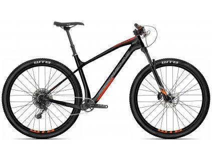 Rock Machine Blizz CRB 20-29 Matt Black/Dark Grey/Orange 2021