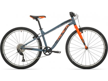 Rock Machine THUNDER 26 MATTE SLATE GREY/NEON ORANGE/BLACK 2019