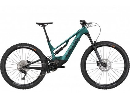 KELLYS Theos F50 Teal 720Wh 2021