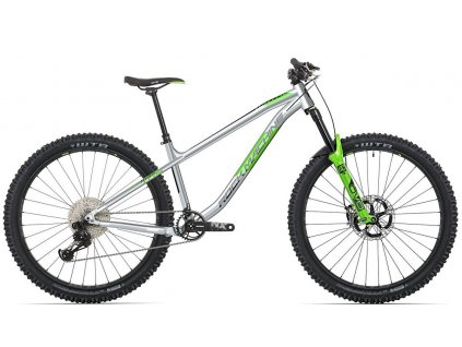 Rock Machine Blizz TRL 70-29 gloss light grey/DVO green/black 2021