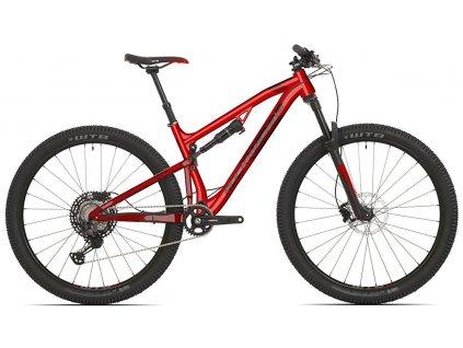 Rock Machine Blizzard XCM 30-29 gloss red/crimson/black 2021