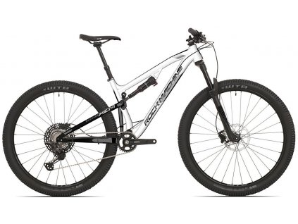 Rock Machine Blizzard XCM 70-29 gloss white/black 2021
