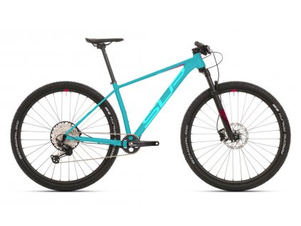 SUPERIOR XP 909 2021 MATTE TURQUOISE/PINK RED
