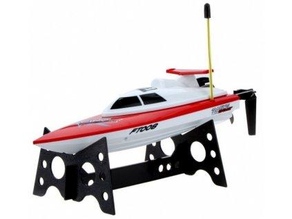 Malá RC loďka FT008  Naše služby je možné platit systémem Sodexo, Up, Benefit a Benefit Plus