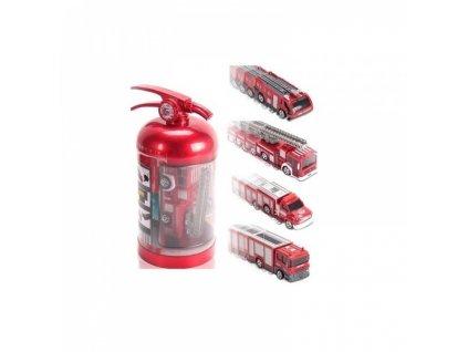 Mini RC model hasičského auta na dálkové ovládání  Naše služby je možné platit systémem Sodexo, Up, Benefit a Benefit Plus