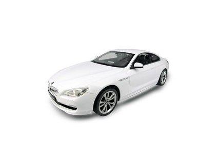 BMW 6 RASTAR 1:14 - bílé  Naše služby je možné platit systémem Sodexo, Up, Benefit a Benefit Plus