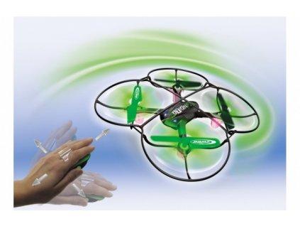 MotionFly dron s revolučním senzorovým ovladačem  Pro registrované slevy a další výhody