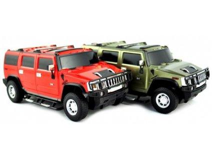 RC Hummer H2 1:24 - rc auto na vysílačku, délka 20cm  Naše služby je možné platit systémem Sodexo, Up, Benefit a Benefit Plus