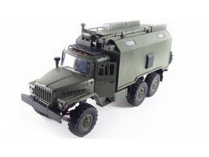 URAL 6x6 proporcionální vojenský truck 1:16 RTR  Nenašli jste co potřebujte kontaktujte nás pokusíme se Vám udělat nabídku