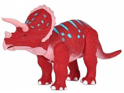 RC Dinosaurus Triceratops - červený  Naše služby je možné platit systémem Sodexo, Up, Benefit a Benefit Plus