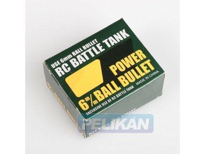 BB střelivo pro tanky 2000ks