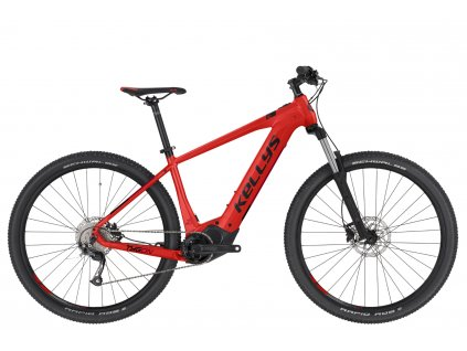 KELLYS Tygon 10 Red 29 630Wh 2021