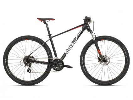 SUPERIOR XC 819 2021 MATTE BLACK/WHITE/TEAM RED