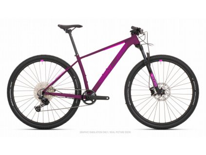 SUPERIOR XP 909 2021 MATTE PURPLE/PINK