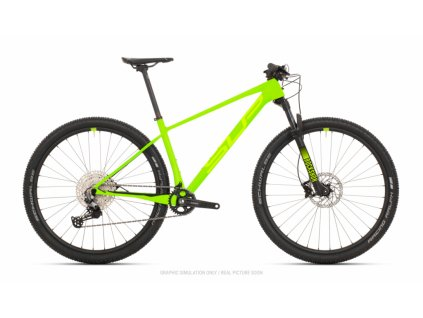 SUPERIOR XP 929 2021 MATTE LIME/NEON YELLOW
