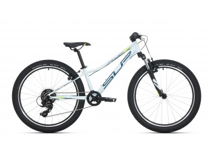 SUPERIOR RACER XC 24 2021 GLOSS WHITE/BLUE/NEONYELLOW