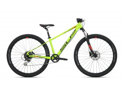 SUPERIOR RACER XC 27 DB 2021 MATTE LIME/RED