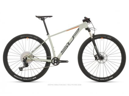 SUPERIOR XP 909 2021 Gloss Sand Grey/Dark Grey/Orange