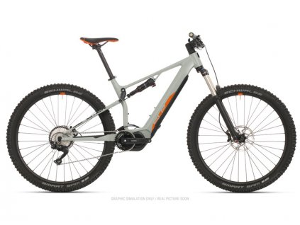 Superior eXF 8089 Gloss Sand Grey/Orange/Black 2021